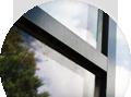 Стоечно-ригельное остекление фасадов