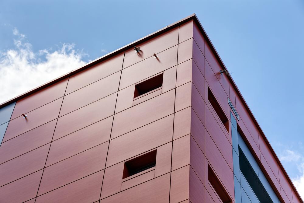 Вентфасад вентилируемые фасадные системы